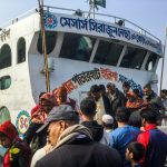 how to get from Chittagong to Barisal by boat - Launch boat in Barisal, Bangladesh - Lost With Purpose travel blog