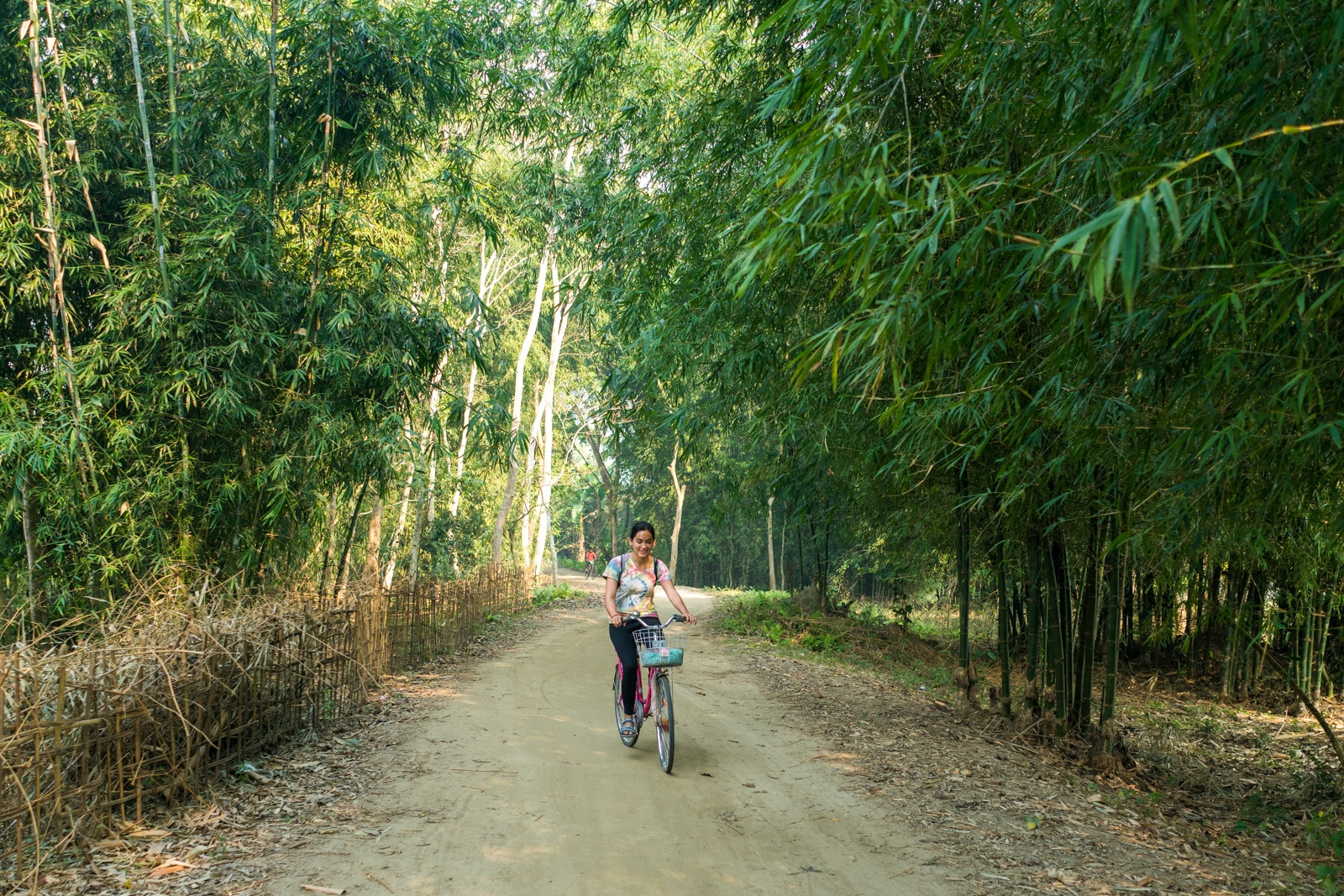 Breaking up on the road - Bicycling on Majuli river island in Assam, India - Lost With Purpose travel blog