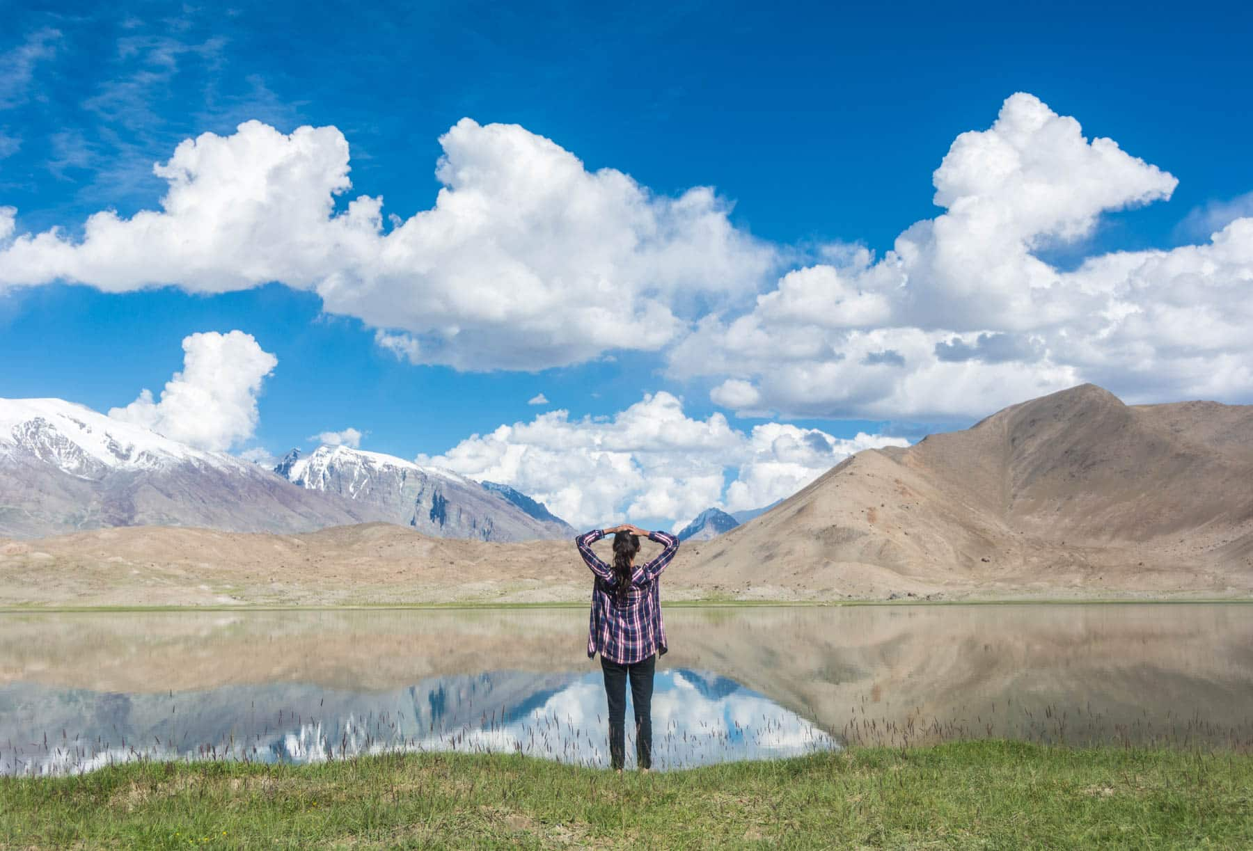 Why you need to purchase travel insurance - Looking at Karakul Lake in Xinjiang province, China - Lost With Purpose travel blog