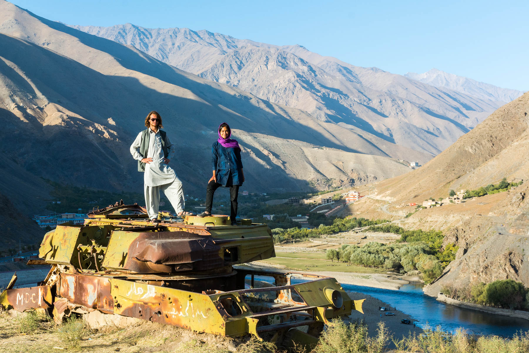 Breaking up on the road - Posing as a couple in Afghanistan - Lost With Purpose travel blog