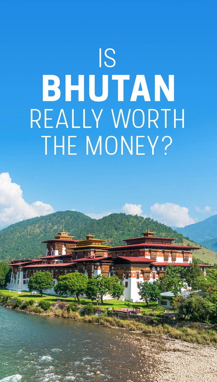 Wondering if Bhutan is worth your money? The cost of traveling in Bhutan is higher than many of its neighboring countries, but after 3 weeks of travel in Bhutan, I think the country is totally worth it. Read on to find out why I think Bhutan is worth the tourist fee… and then some.