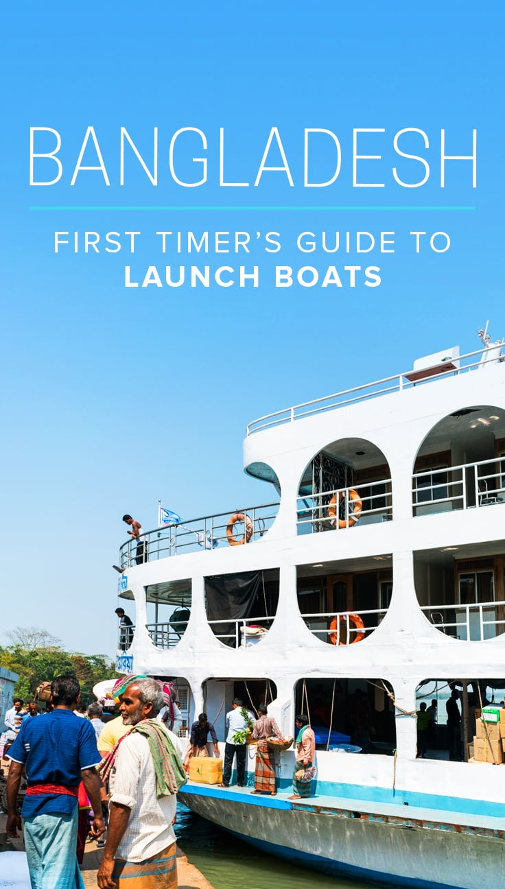 Planning travel to Bangladesh? If you're interested in backpacking through Bangladesh, launch boats are an absolute must. Bangladesh is a land of water, and launches are the most budget friendly way to explore the country by river. This guide to launches in Bangladesh has everything you need to know about budget boat travel in Bangladesh, from how to buy tickets to how to figure out launch schedules.