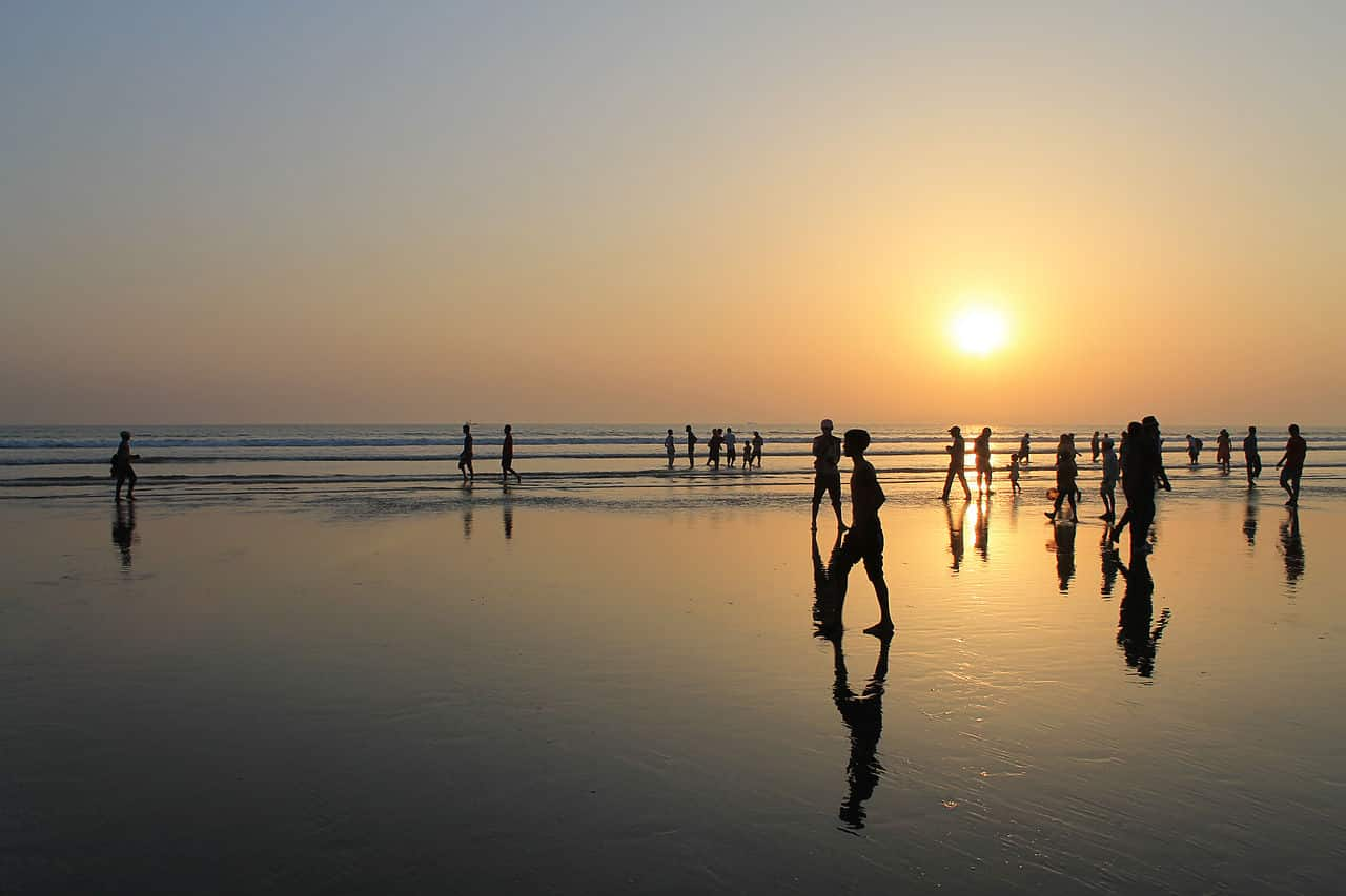 Cox's Bazar by Tanweer Morshed