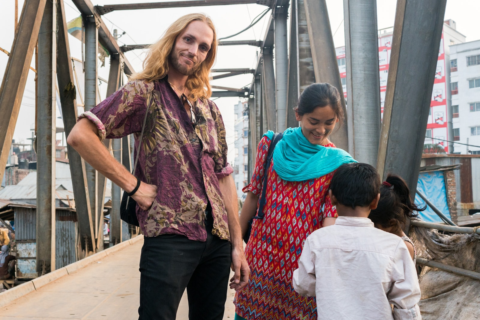 Backpacking in Bangladesh travel guide - Pretend husband in Dhaka - Lost With Purpose travel blog