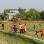 Backpacking in Bangladesh travel guide - Children on Nijhum Dwip - Lost With Purpose travel blog