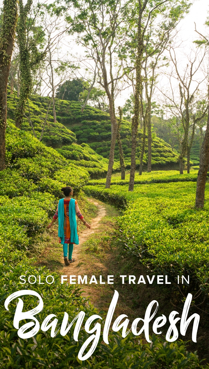 Wondering what it's like to travel in Bangladesh as a woman? Looking for things to know about solo female travel in Bangladesh? This guide has everything a female traveler needs to know about Bangladesh, from cultural tips and norms to what to wear as a woman traveling Bangladesh. Click through to learn more.