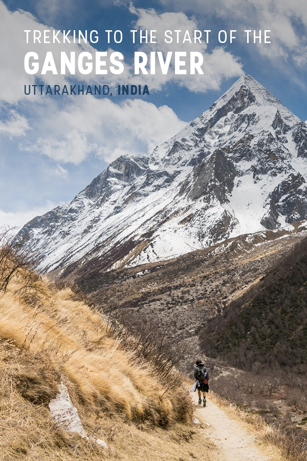 Trekking to the start of the Ganges River should be on any traveler's Indian bucket list. Going through the epic mountains of Uttarakhand state, the 36km trek is stunning in every way. This guide has everything you need to know about trekking to the start of the Ganges (Ganga), including where to go, where to stay, trekking permit information, times, and more. Click to learn more.