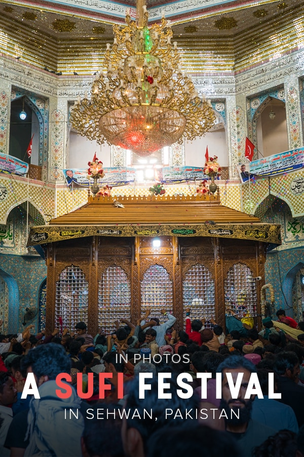 Want to see just how wild a religious festival in South Asia can be? Head to the urs of Lal Shahbaz Qalandar in Sehwan Sharif, Pakistan for proof! This photo essay and guide has everything you need to know about visiting Pakistan's craziest Sufi festival.