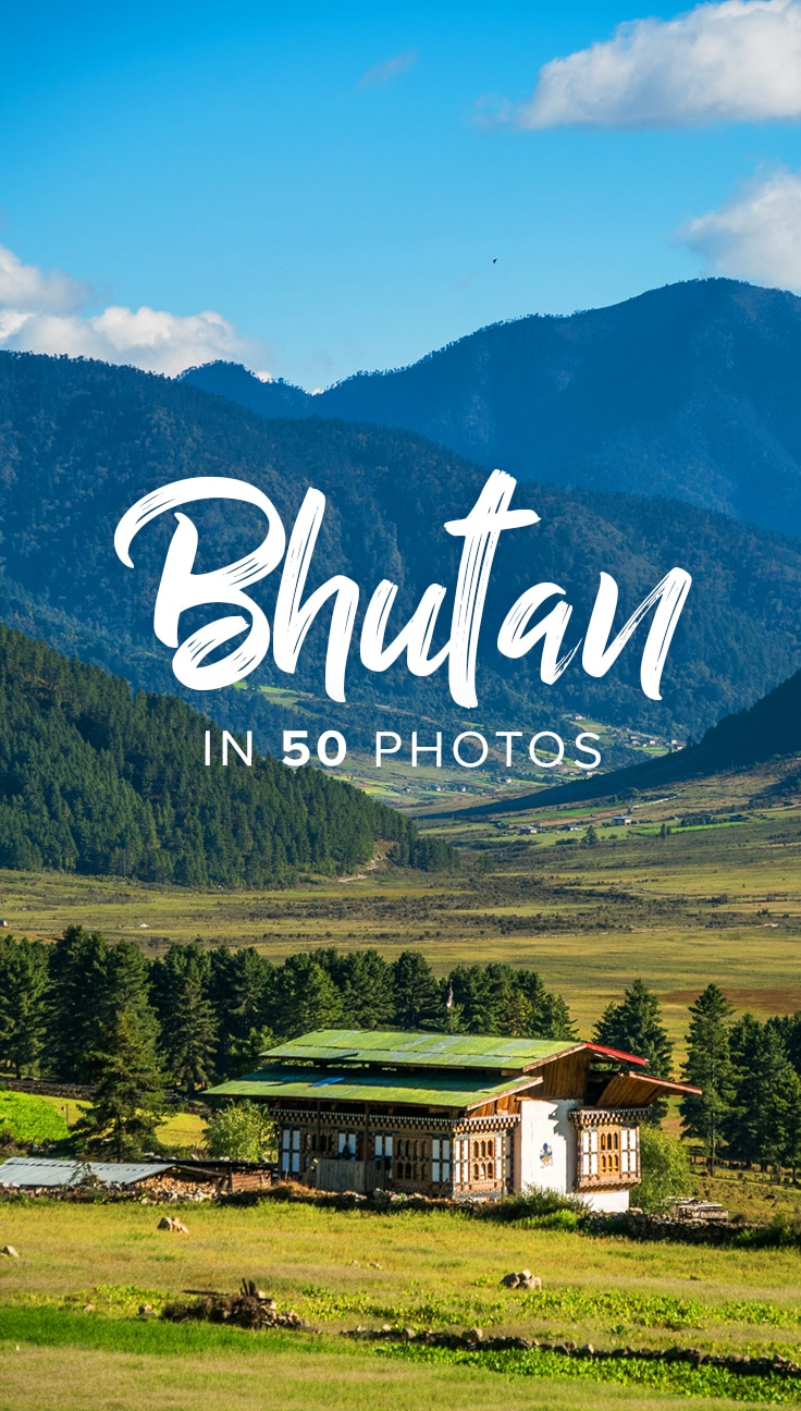 Planning your travels to Bhutan? Here are 50 photos of Bhutan for some inspiration, taken over more than three weeks in Bhutan both on and off the beaten track. Click through for more stunning photos of the remote and mysterious Kingdom of Bhutan.