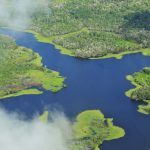 Amazon rainforest by Neil Palmer of CIAT