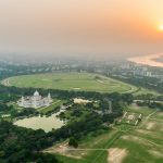 Reasons why Kolkata is my favorite Indian megacity - Sunset over Kolkata Maidan - Lost With Purpose travel blog