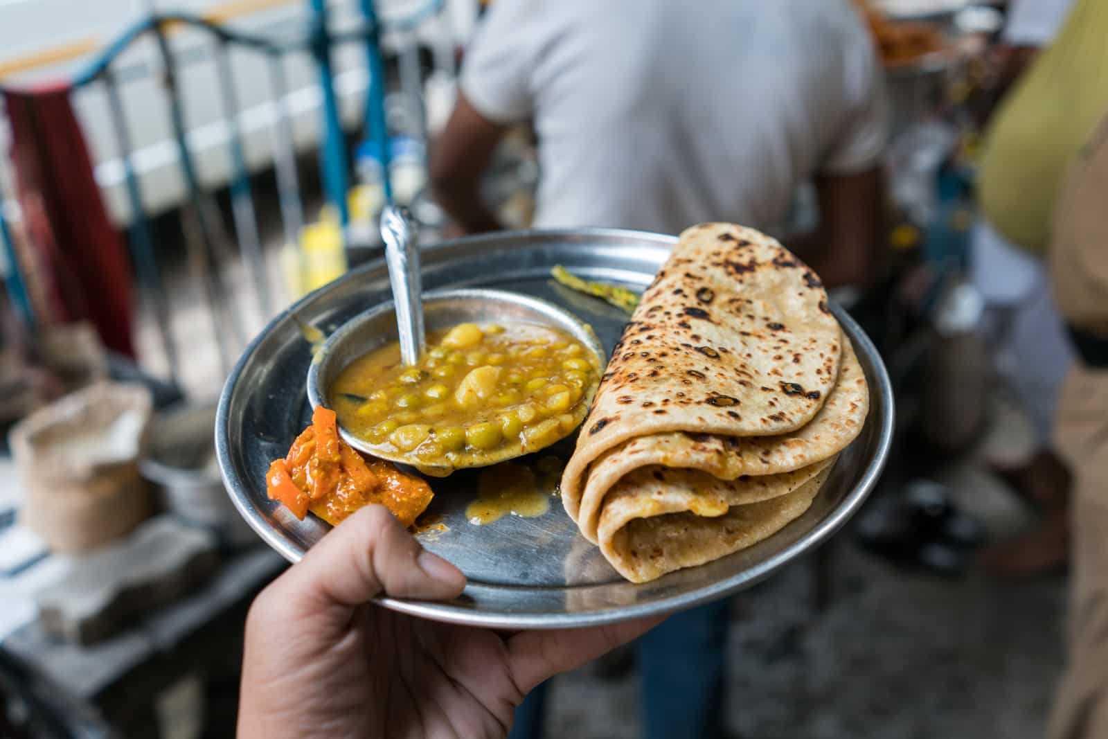 Reasons why Kolkata is my favorite Indian megacity - Cheap street food - Lost With Purpose travel blog