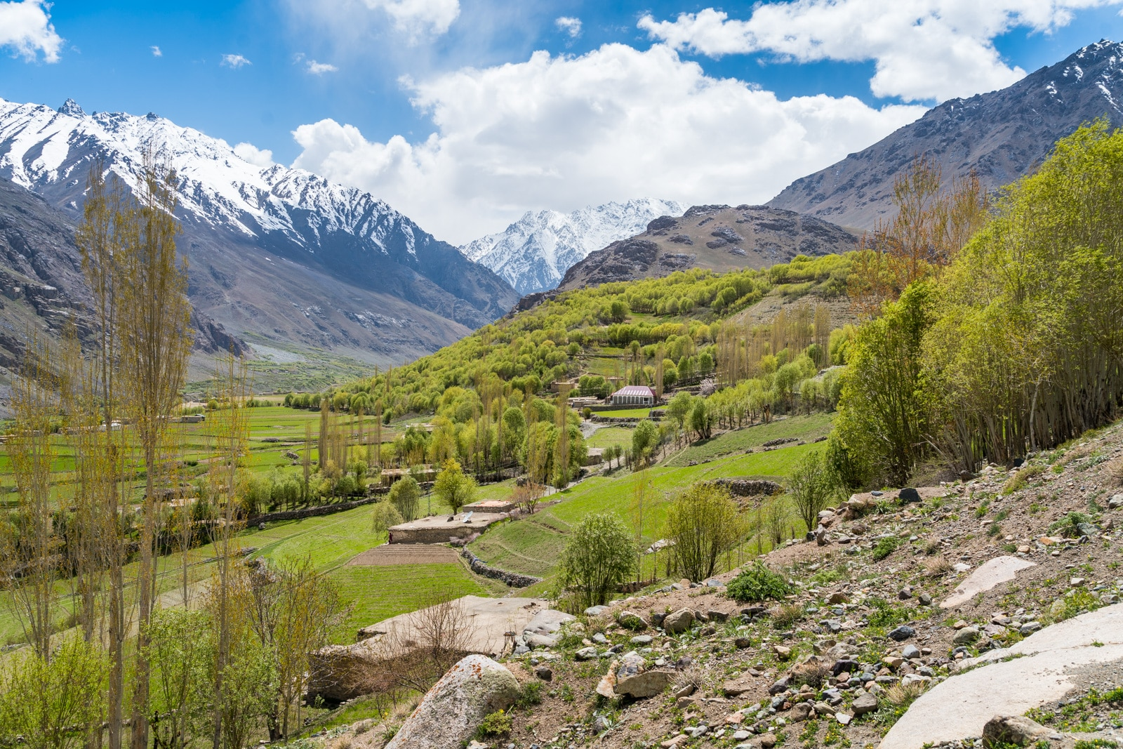 Phander Valley travel guide - Teru village in Gilgit Baltistan, Pakistan - Lost With Purpose travel blog