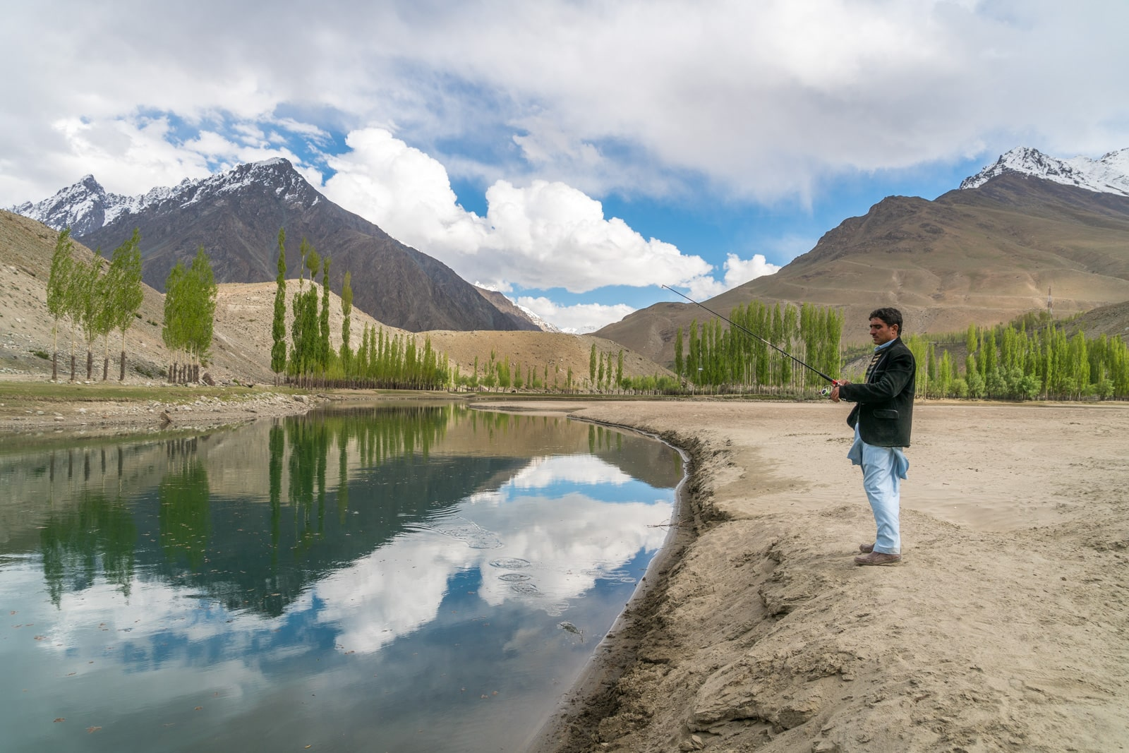 Phander Valley travel guide - Trout fishing in Phander, Pakistan - Lost With Purpose travel blog