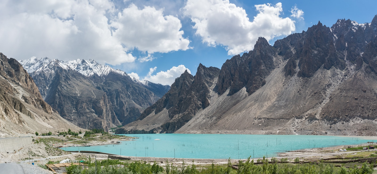Homestay in Pakistan - Attabad Lake in Gilgit Baltistan - Lost With Purpose travel blog