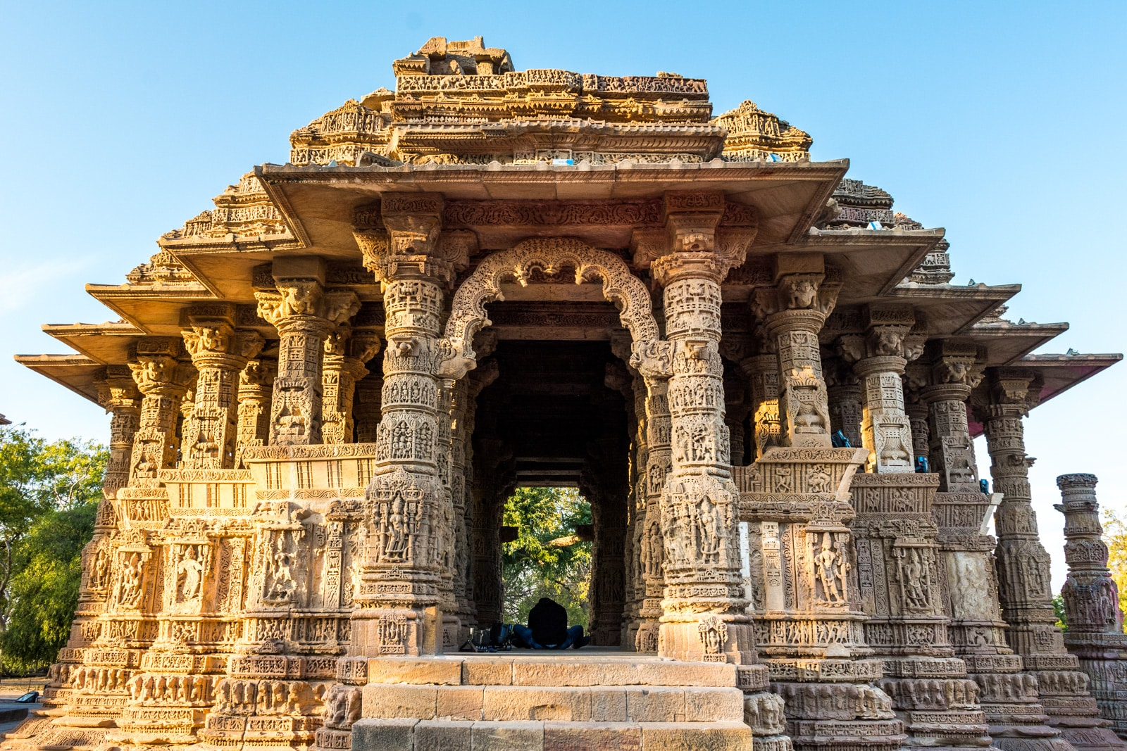Weekend guide to Ahmedabad, Gujarat, India - Modhera Sun Temple - Lost With Purpose travel blog