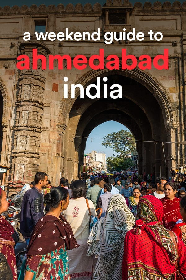 Planning a trip to Ahmedabad, Gujarat in India? Ahmedabad is a beautiful UNESCO World Heritage city in western India, and makes for a great weekend trip... especially if you love thali! This weekend guide to Ahmedabad has tips on best places to stay, top sights to see, and, of course, a list of the best places to eat thali in the city. Read on to plan the perfect weekend in Ahmedabad.