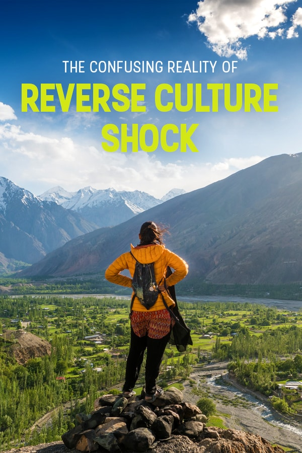 Struggling with reverse culture shock after traveling for a long time? I feel you! Reverse culture shock is real, and something to be talked about. Read on to learn my story with reverse culture shock after years of travel, and advice on how to deal with it.
