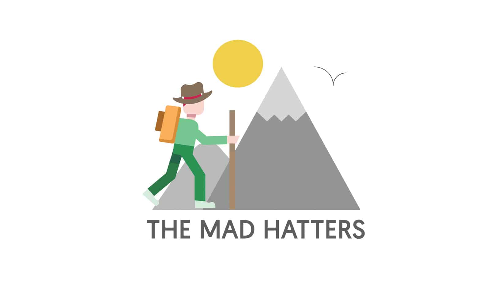 Bossy travelers interview with Aneeqa, head of Pakistan's first female-run tour company - Mad Hatters Logo