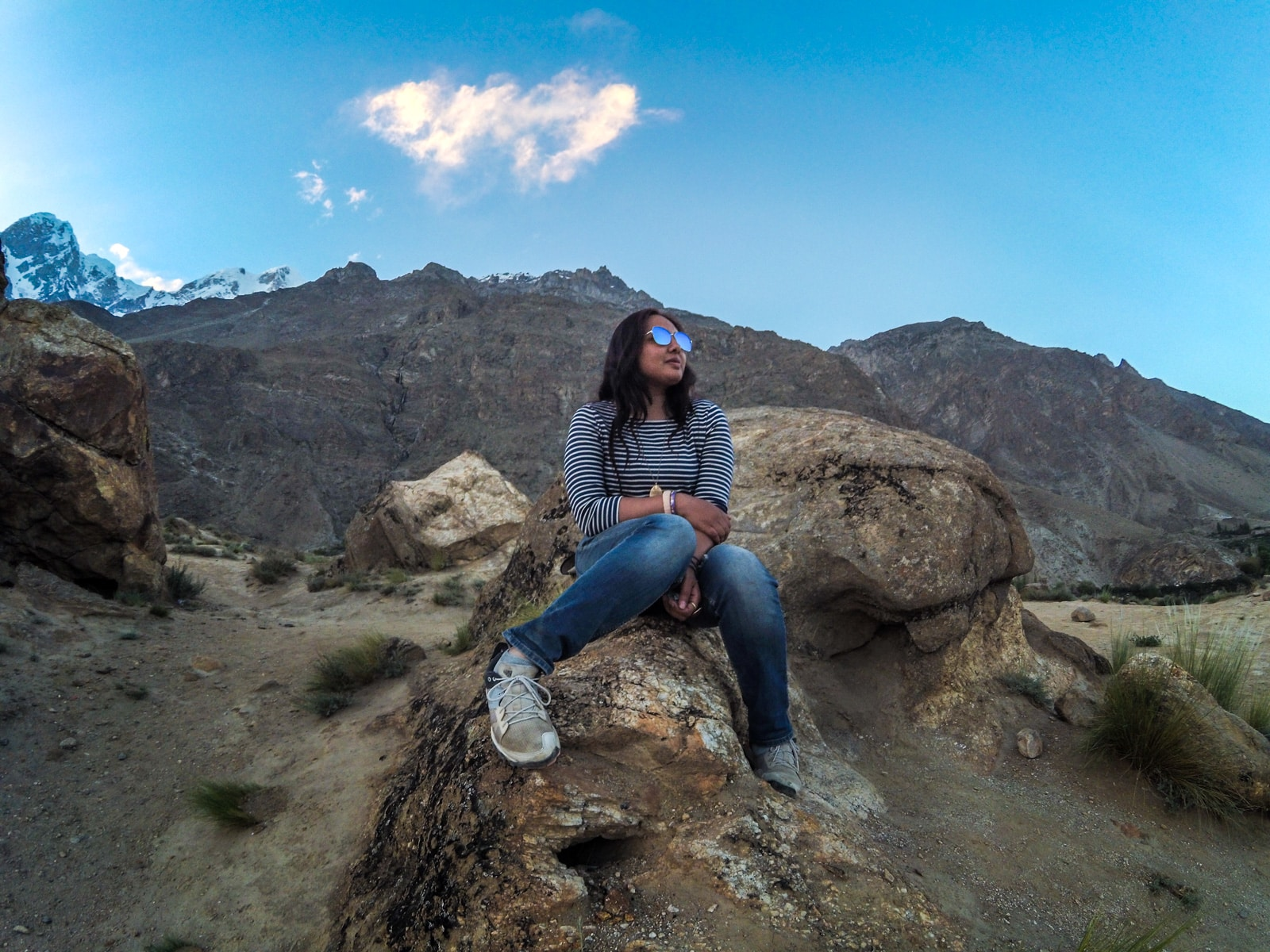 Bossy travelers interview with Aneeqa, head of Pakistan's first female-run tour company - Lost With Purpose travel blog