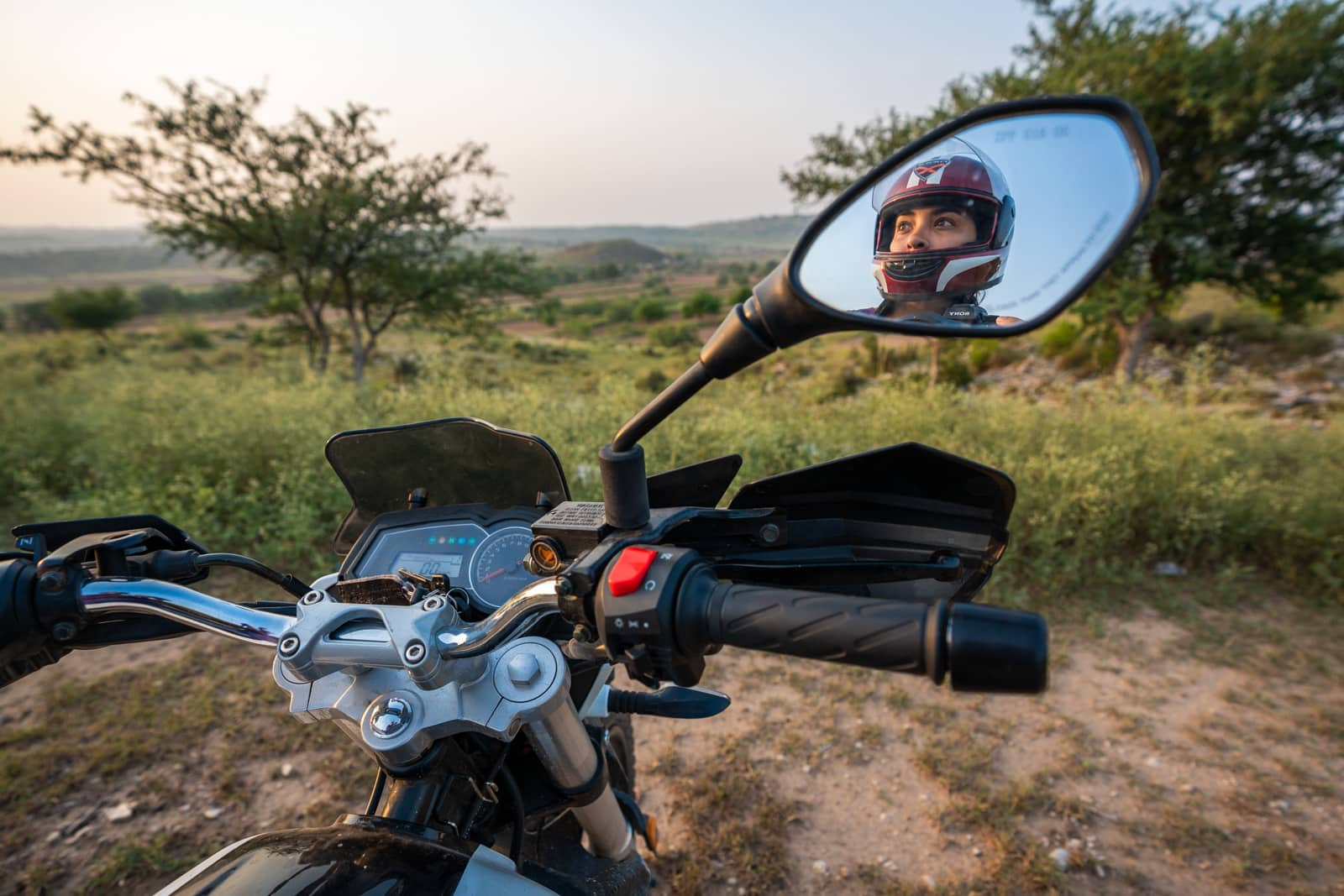 Learning to motorbike as a woman in Pakistan - Lost With Purpose travel blog