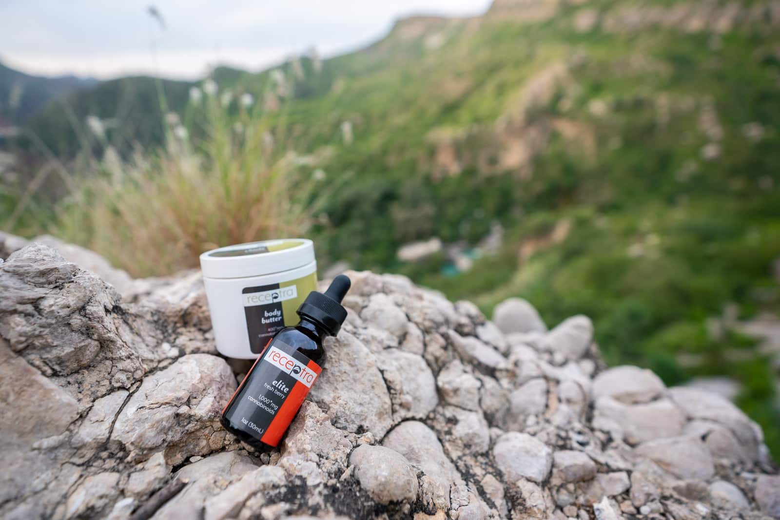 Review of Receptra Naturals Active CBD oil - Lost With Purpose travel blog