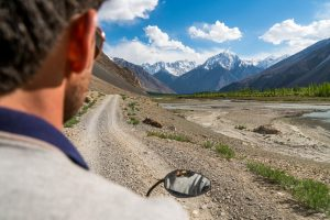 Ways of getting off the beaten track while traveling - Motorbiking in Pakistan - Lost With Purpose travel blog