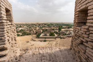Sindh travel guide - Kot Diji from within the fort - Lost With Purpose travel blog