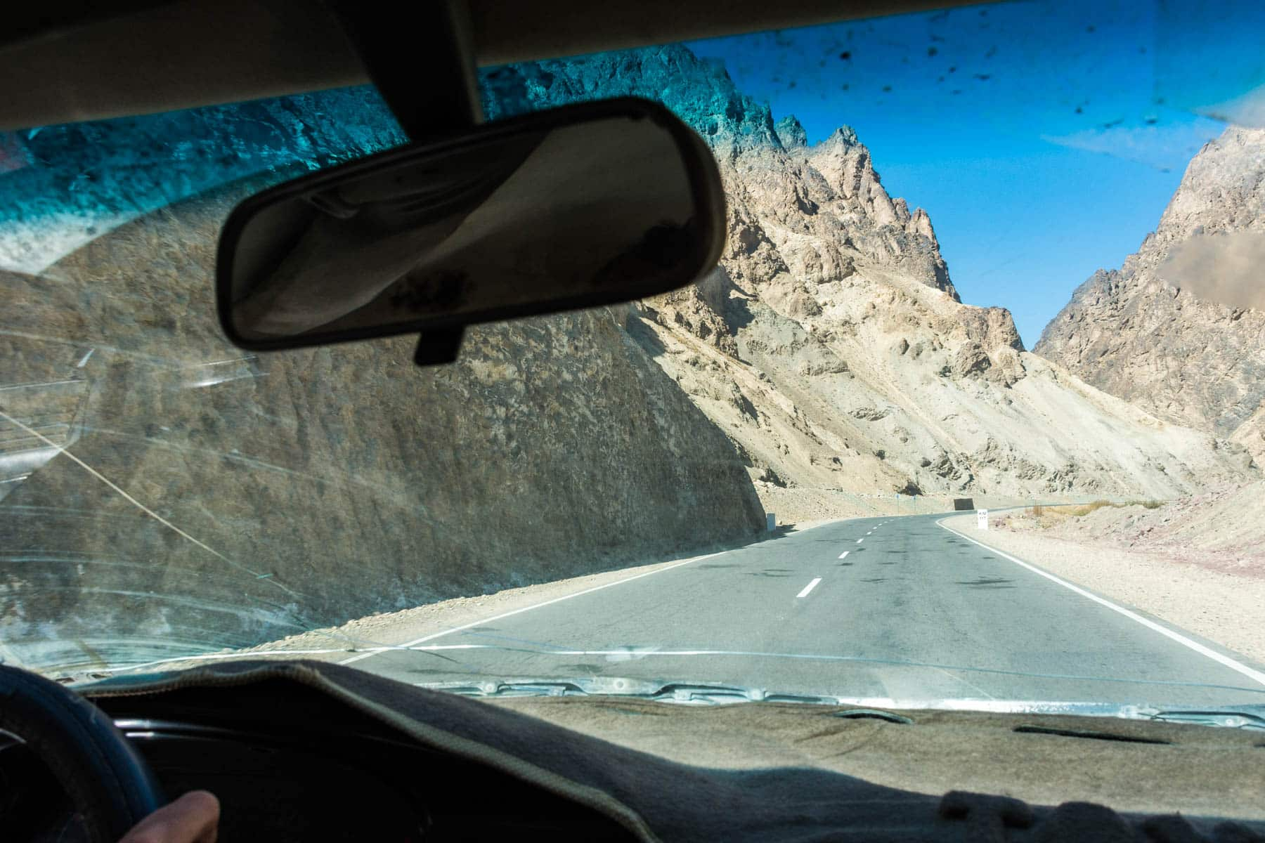 Ways of getting more off the beaten track while traveling - Driving around in Bamiyan, Afghanistan - Lost With Purpose travel blog