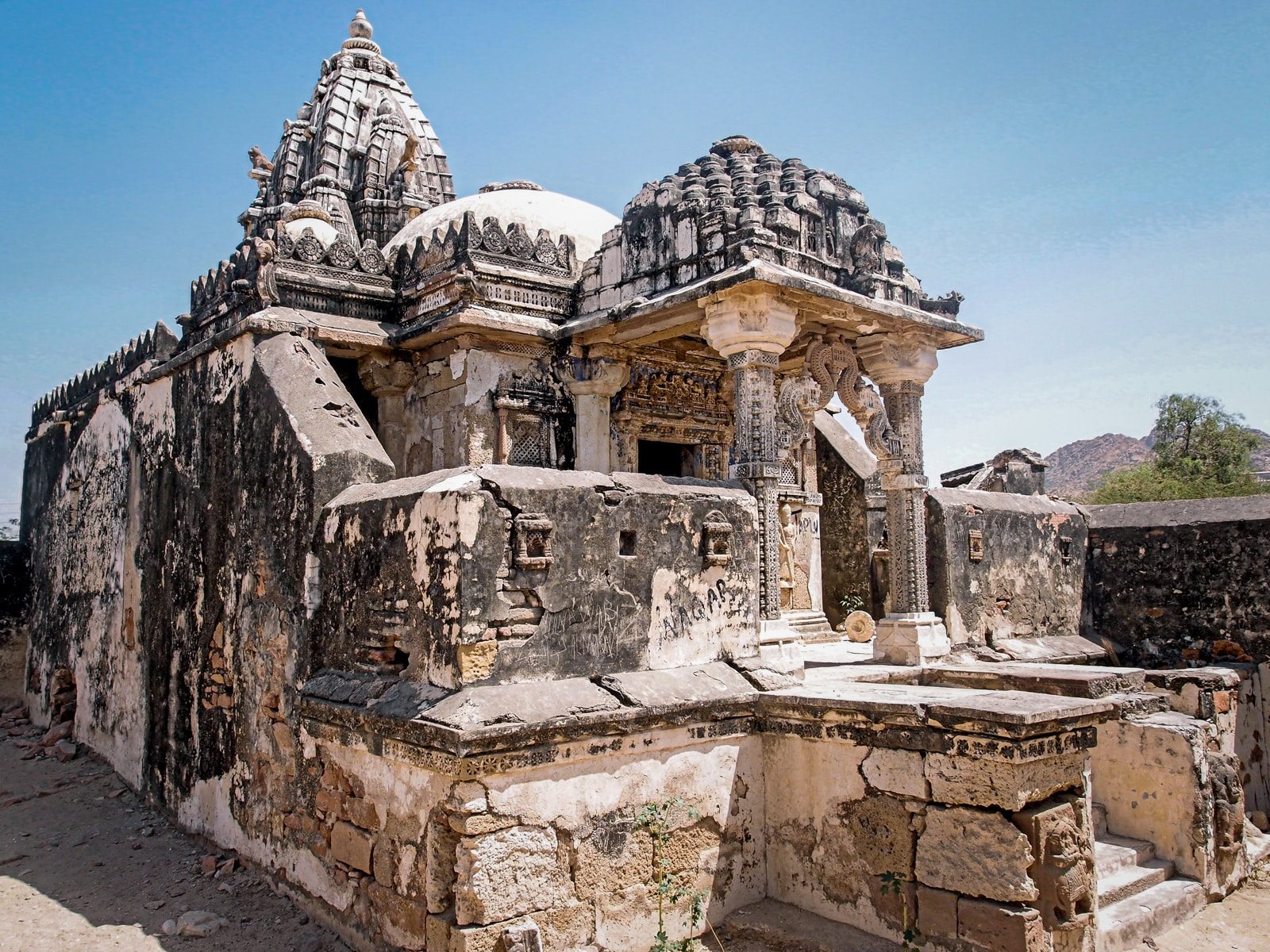 Sindh travel guide - Jain temple in Nagarparkar, Pakistan - Lost With Purpose travel blog