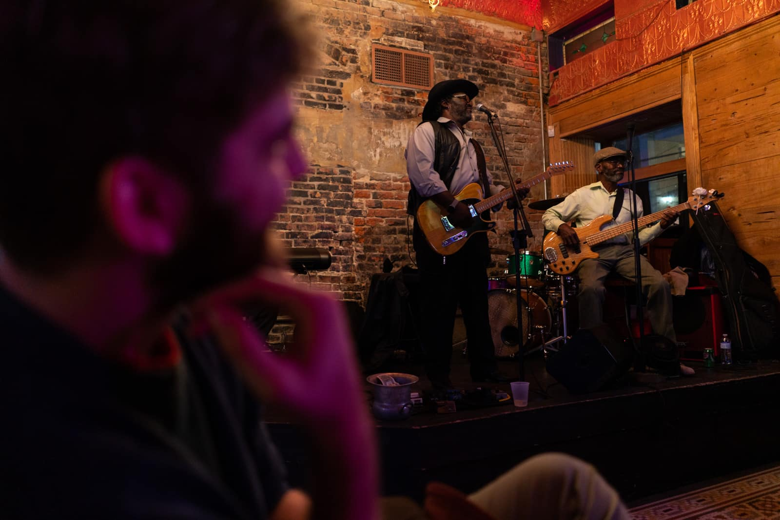Reflections - Live music at a Frenchmen Street bar in New Orleans, Louisiana - Lost With Purpose travel blog