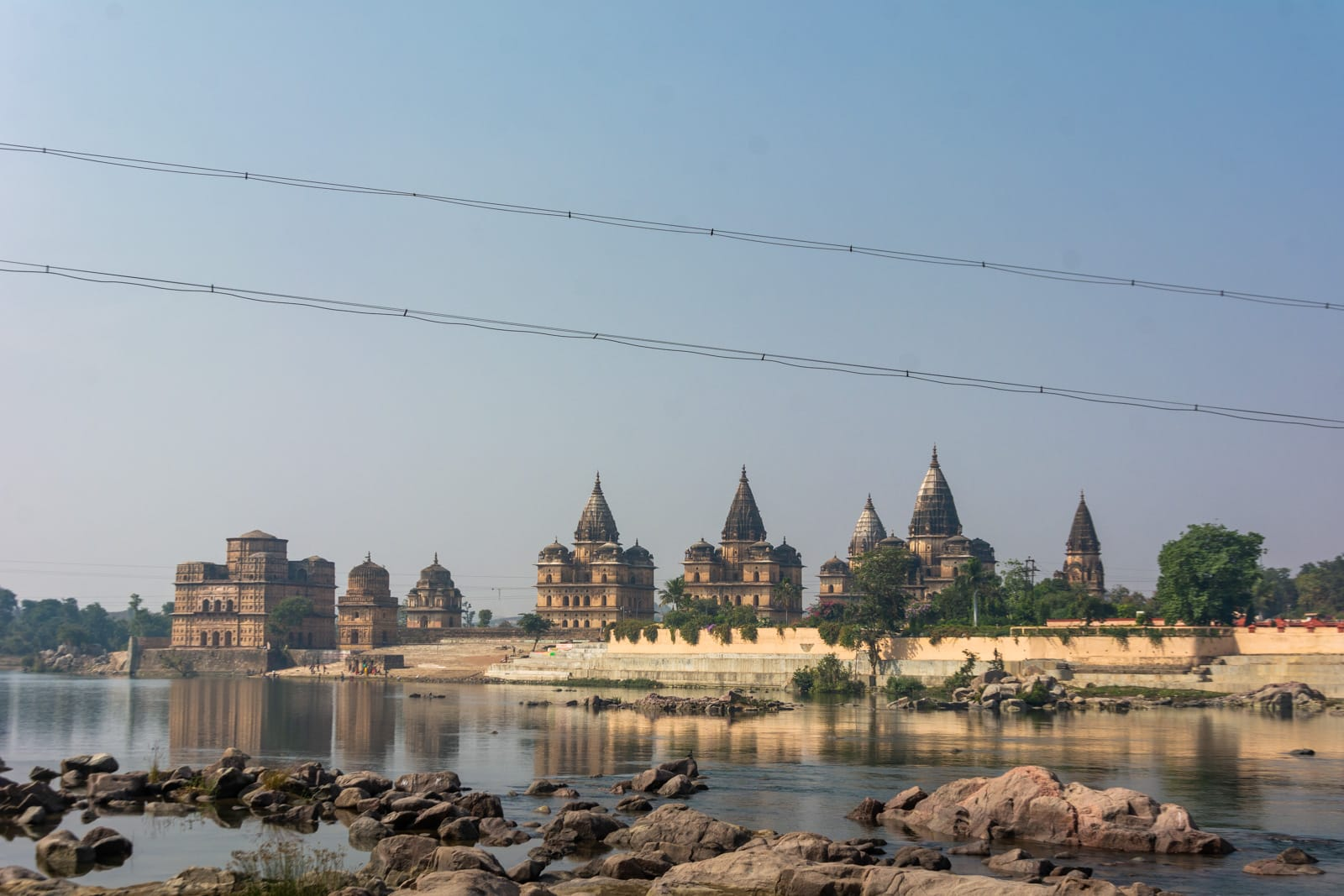 Orchha Chattris - A quick guide to travel in Orchha - Lost with Purpose travel blog