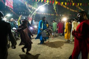 Sufi dhamal dance at the shrine of Madhu Lal Hussain in Lahore, Pakistan - Lost With Purpose travel blog
