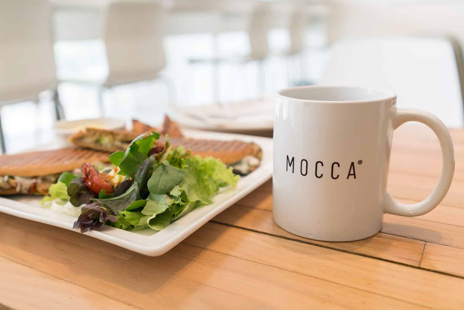 Unique things to do in Lahore, Pakistan - Mocca coffee in Gulberg, Lahore