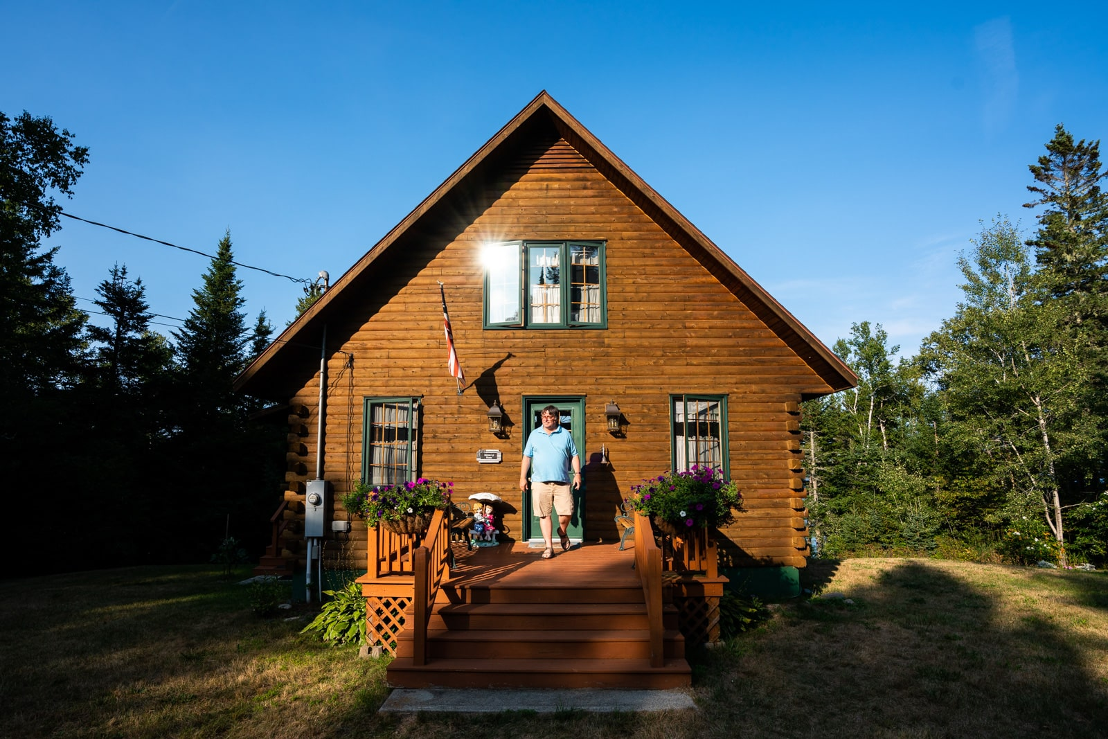 Vacation home in Lubec, Maine