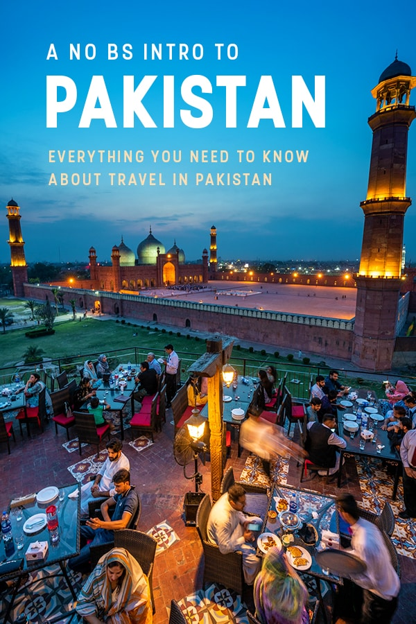 Interested in travel to Pakistan? Look no further! This introductory travel guide to Pakistan has everything you need to know, including how to get a visa, safety tips, where to travel, what to wear, how to find accommodation, inspiration, cultural tips, and more. Click through for everything you need to know about travel to Pakistan.