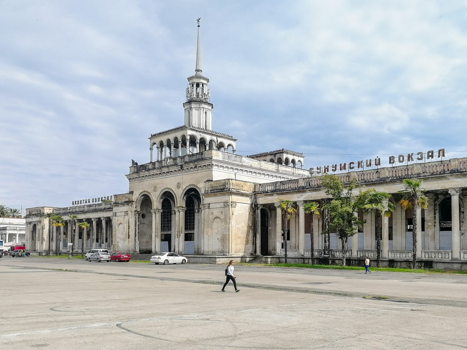 Guide to getting from Georgia to Abkhazia