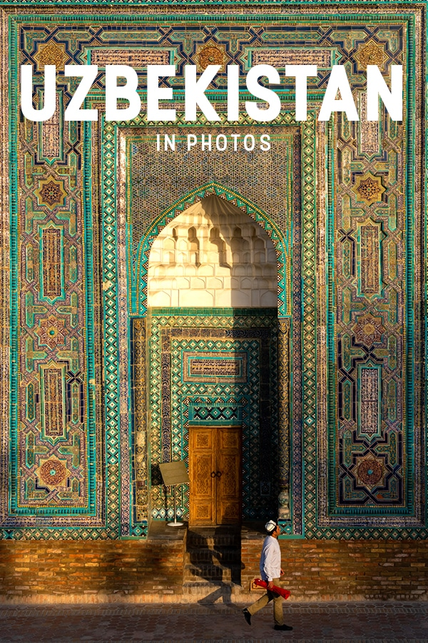 Interested in travel to Uzbekistan? Let these photos of Uzbekistan inspire you to plan a trip to this Central Asian Silk Road wonder. Click through to see more.