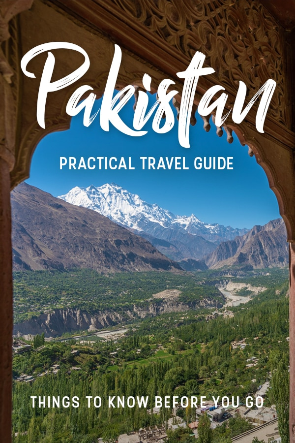 Planning travel to Pakistan? This practical Pakistan travel guide has all the travel tips you need for the perfect trip to Pakistan. The guide includes cultural tips, visa information, budget and costs of traveling in Pakistan, transportation advice, SIM card information, and more. Click through for the ultimate guide to travel and backpacking in Pakistan.