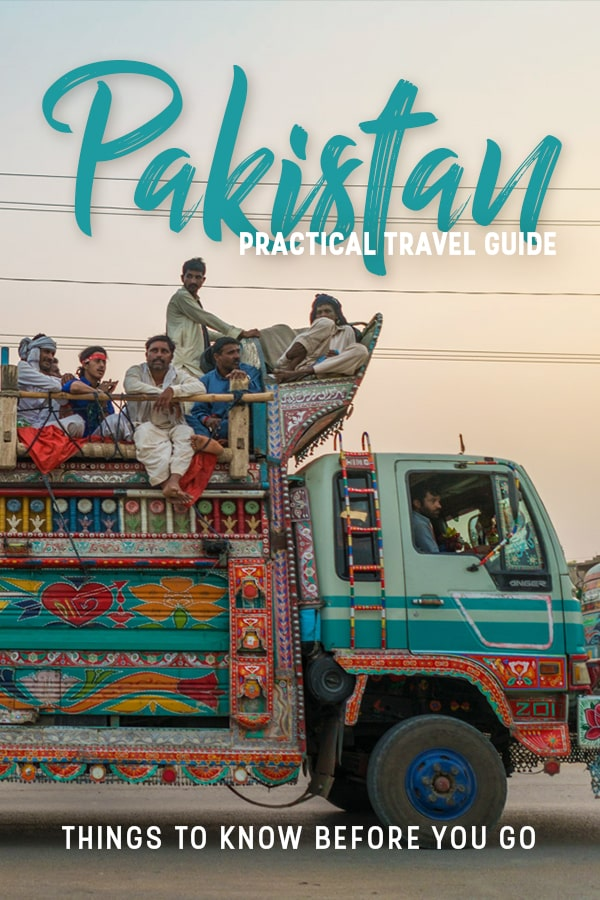Thinking about backpacking in Pakistan? This Pakistan travel guide has everything you need to plan your travel to Pakistan. It includes tips on budget, getting visas and e-visas, cultural things to know, advice on Pakistani food, where to travel in Pakistan, transportation tips, and more. Click through for everything you need to know about travel in Pakistan.