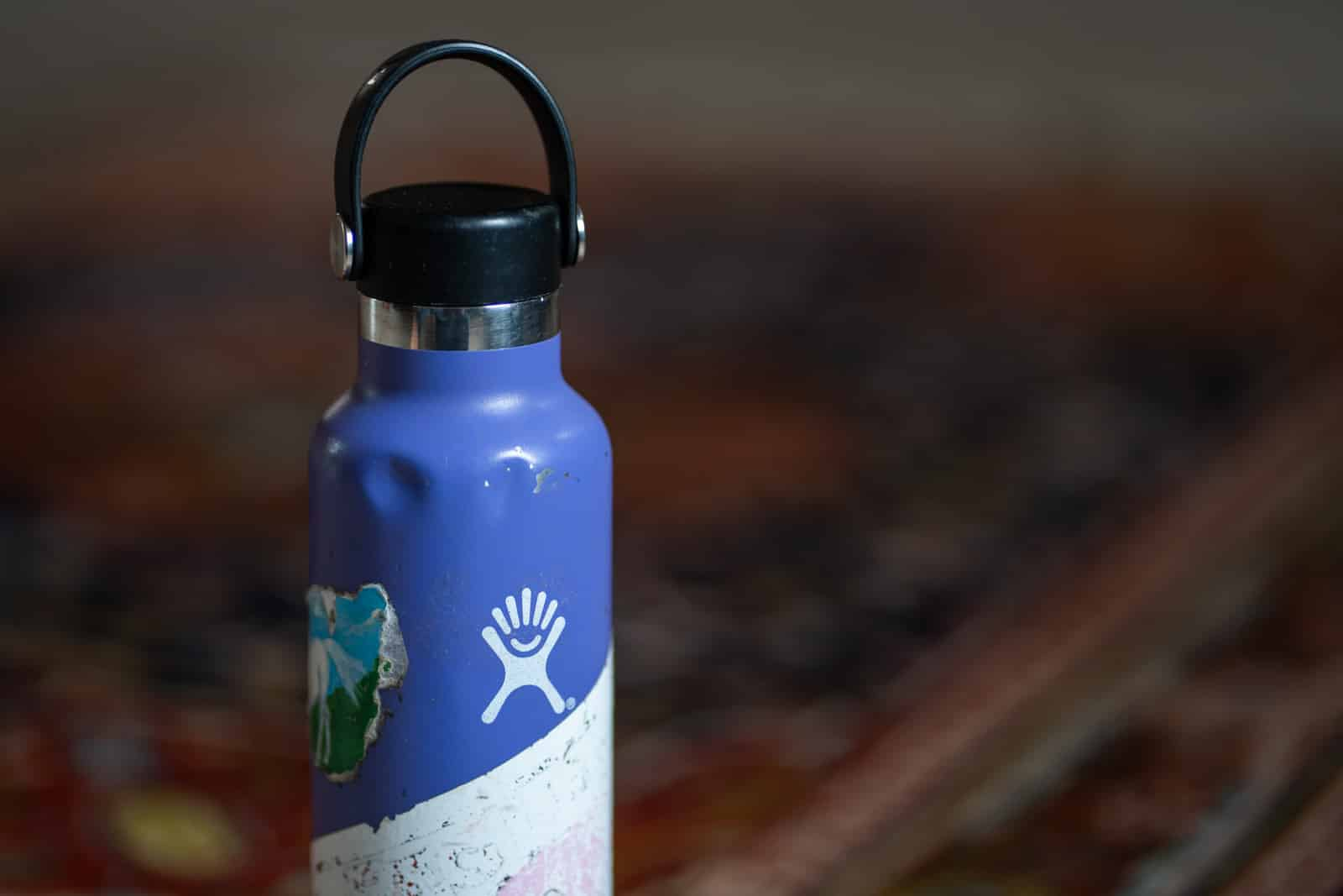 Hydro Flask insulated water bottle for travelers