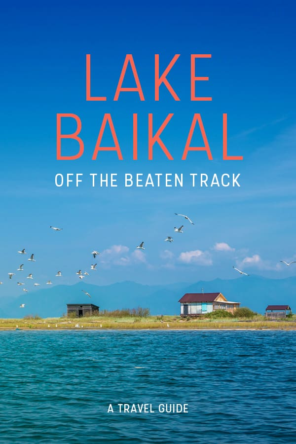 Want to get off the beaten track near Lake Baikal in Siberia, Russia? Looking to escape the tourist crowds? Plan a trip to northern Lake Baikal near Severobaikalsk for the perfect natural getaway in Russia. Click through for a travel guide and tips for visiting Lake Baikal, Russia.