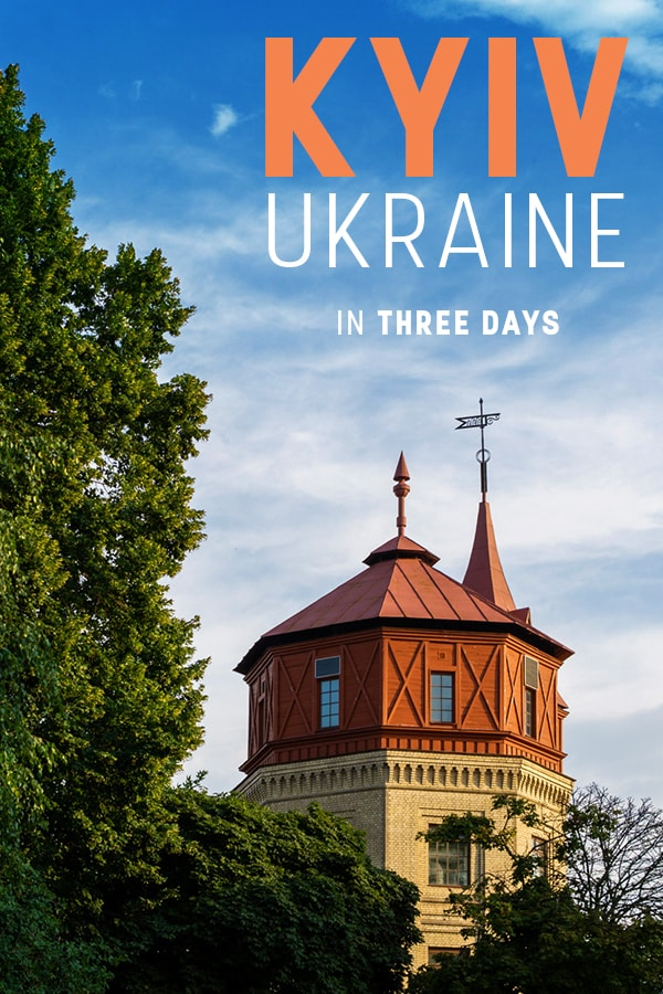 Want to travel to Ukraine? Start out in the capital: Kyiv! (Also known as Kiev.) This perfect three day itinerary for Kyiv has everything you need to plan a trip including tips on best places to stay in Kyiv, best places to visit in Kyiv, off the beaten track things to do in Kyiv, safety tips and more. Click through to read everything you need to know.