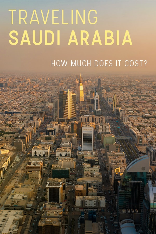 Want to travel Saudi Arabia, but don't know how much it costs? Curious to know if it's possible to travel on a budget in Saudi Arabia? Here's how much you should expect to pay when traveling Saudi Arabia on a backpacker budget, plus tips on saving money while traveling or backpacking in Saudi Arabia. #SaudiArabia #backpacking #budgettravel