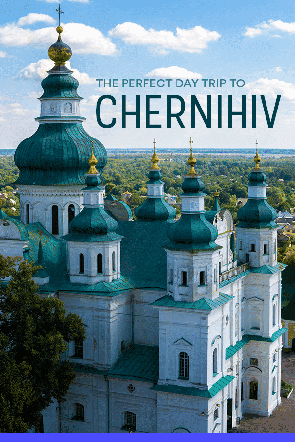 Plan the perfect day trip to Chernihiv, Ukraine, only two hours away from Ukraine's capital, Kyiv. This travel guide to Chernihiv includes things to do, best places to stay, where to eat and drink, and more. Click through to start planning travel to Chernihiv!