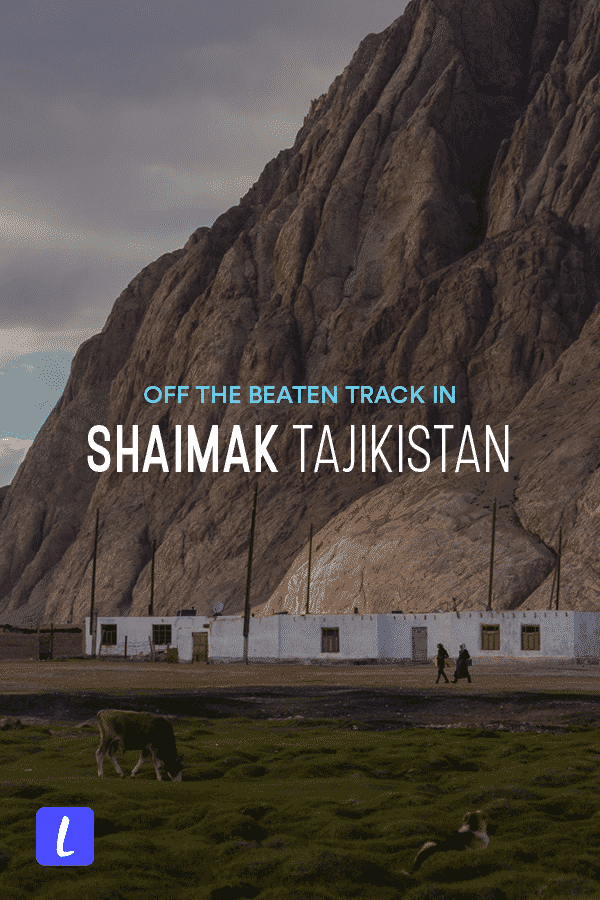 Want to go off the beaten track in Tajikistan's Pamir Mountains? Shaimak is a stunning offbeat village in Central Asia on the border of Tajikistan, China, and Afghanistan. Click through for epic photos of Shaimak, plus a travel guide with tips on how to reach Shaimak, homestays, and things to do in Shaimak, Tajikistan.