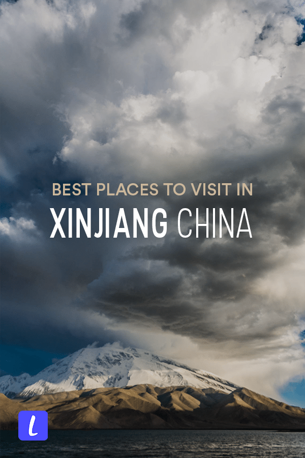 Traveling to Xinjiang, China? Here are the 12 best places to visit in this region of Western China, including advice on finding accommodation in Xinjiang, the ethics of traveling to Xinjiang, historical places, cultural sites, and more. Click through for the list to help you plan your travel to Xinjiang!