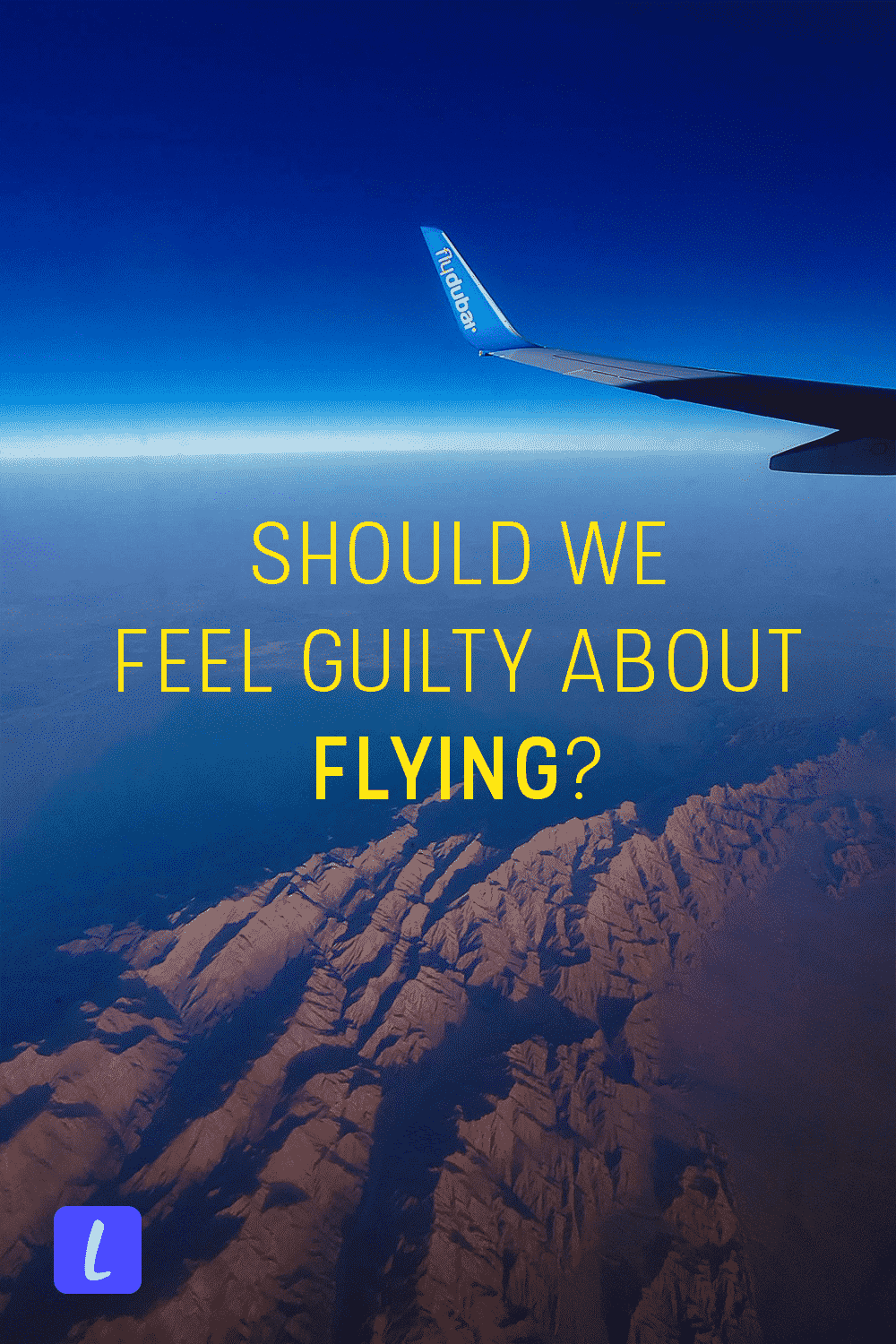 Should we feel guilty about flying? We know plane travel is bad for the environment, but does that mean we should stop flying? Is it ethical for responsible travelers to fly? Here's what travelers need to know about the environmental impact of flying... and who is most responsible.