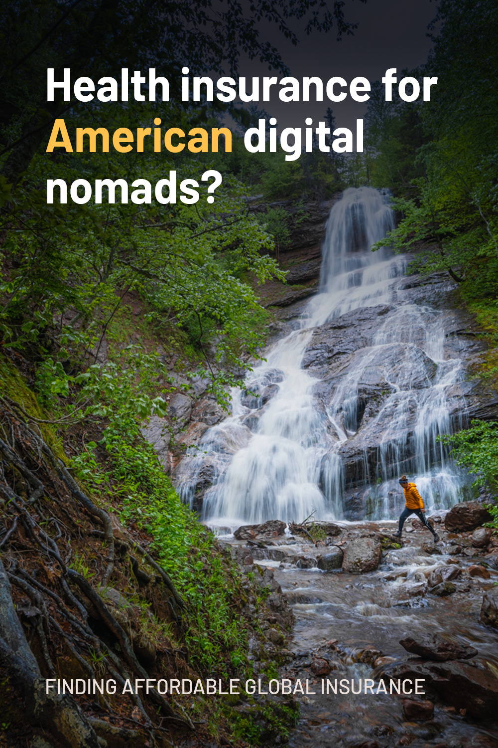 Looking for health insurance for American digital nomads? Confused about how to find insurance that covers you during long-term travel when you don't have a base? Here's how I found insurance as a digital nomad, and what global health insurance I recommend.